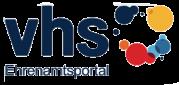 Das Bild zeigt das Logo des vhs Ehrenamtsportals, ein Netzwerkpartner des Neuköllner EngagementZentrums.