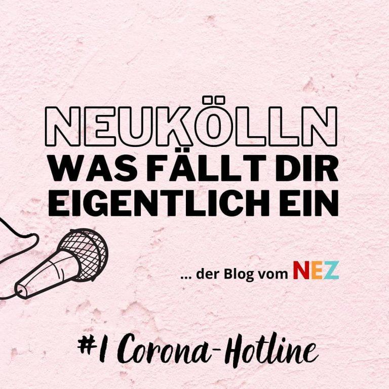 Podcast 01 Corona-Hotline